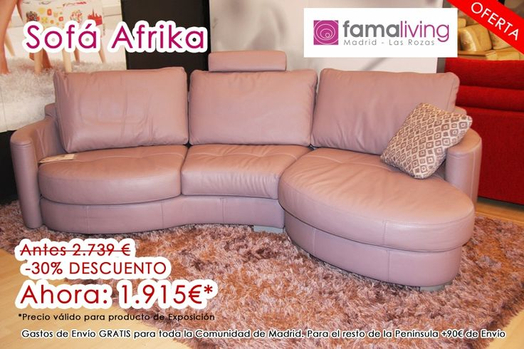 17 best images about ofertas sofas y sillones on pinterest colors no se and papa noel - Relax las rozas ...