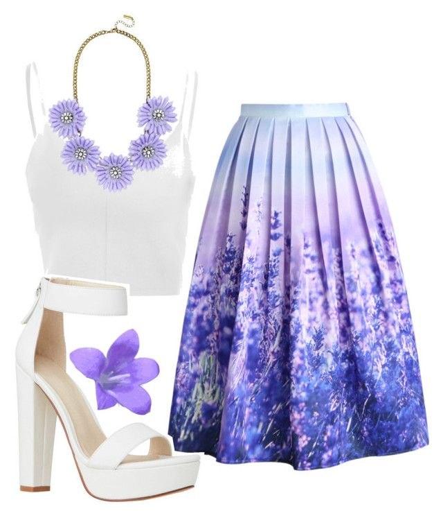 """Shades of Purple"" by andreea-sydney on Polyvore"