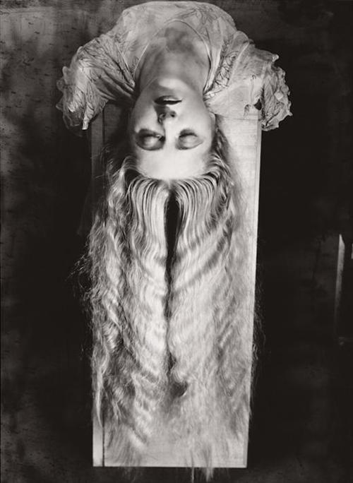 Beautiful Woman by Man Ray.