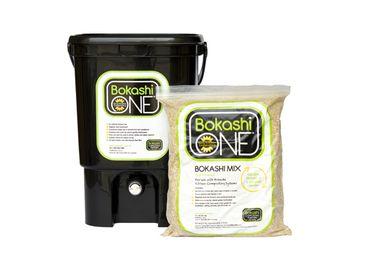 Bokashi Man Single-Bin Starter Kit Price : AU$93.45 (inc GST) AU$84.95 (exc GST)