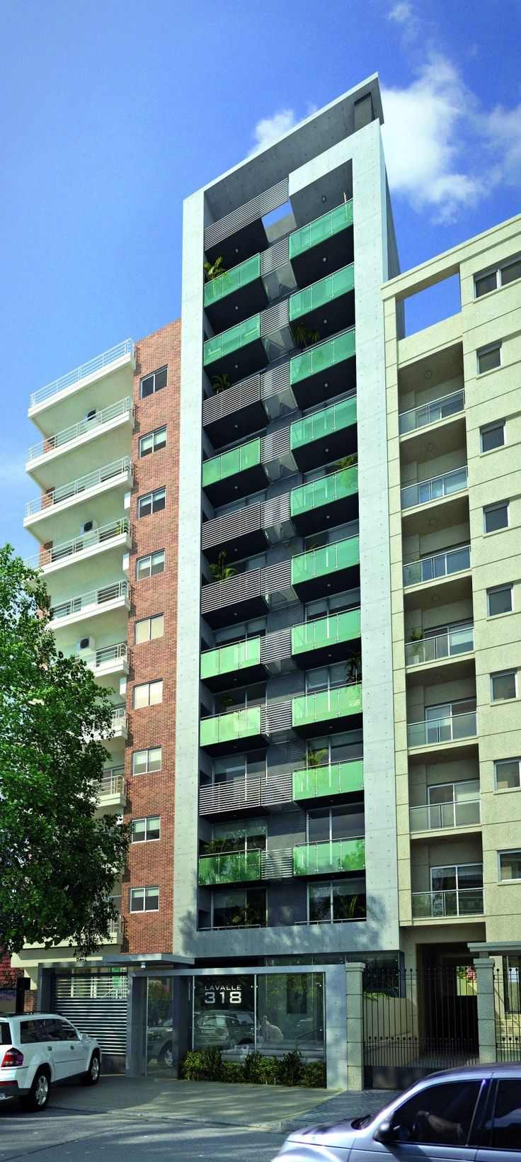 QUILMES - Guía de la construcción - Página 29 - SkyscraperCity  Lavalle 318 quilmes