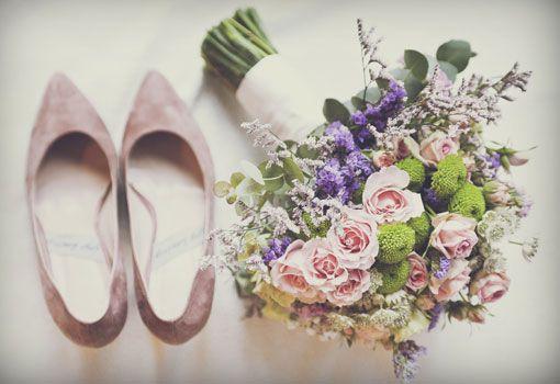 #zapatos #novia #boda #wedding #shoes #rosa www.jorgelarranaga.com @Jorge Larrañaga Zapatos