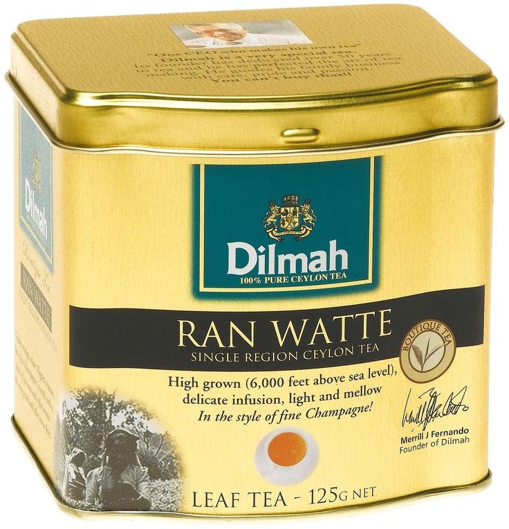 Dilmah Ran Watte
