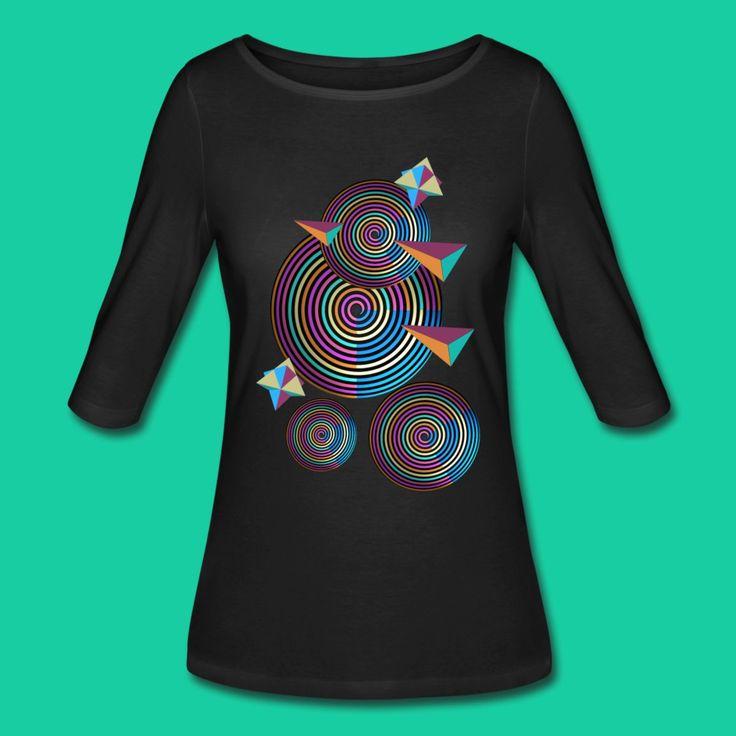 Hypnotize me 1 - Women's 3/4 Sleeve Shirt