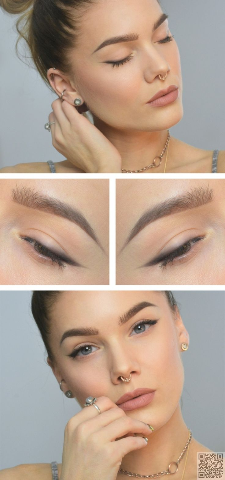 #Quick and Easy #Makeup Looks You Can Rock at the Office ...                                                                                                                                                                                 More
