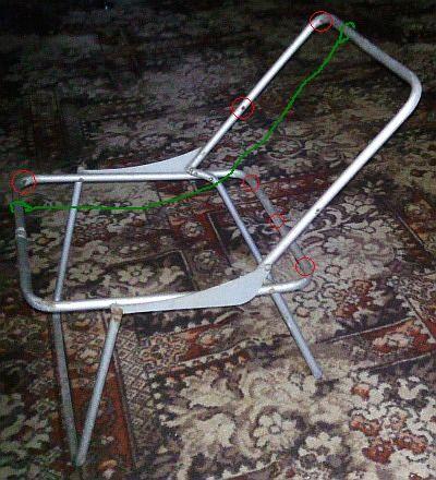 Chevy-Niva :: Просмотр темы - Походная мебель