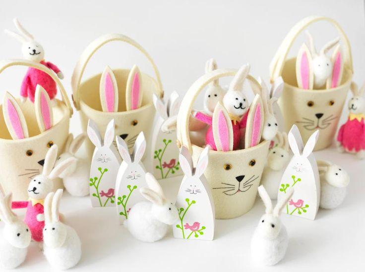 Ideias de decoração para a páscoa!