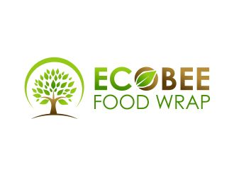 ECOBEE food wrap logo design - 48HoursLogo.com