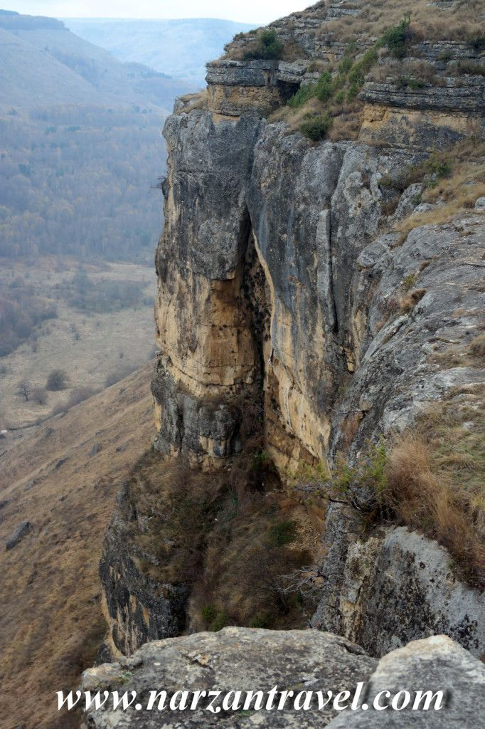 Bermamytskoe plateau. Kislovodsk. The North Caucasus. In the mountains of nesting eagles.