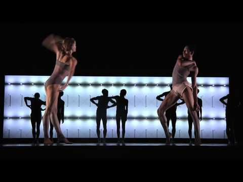 WAYNE Mc GREGOR | RANDOM DANCE - A diptych of contrasting works performed by ten dancers and set to live music, Entity follows the electrifying performances of Chroma, McGregor's Olivier Award-winning work created in his role as Resident Choreographer for The Royal Ballet