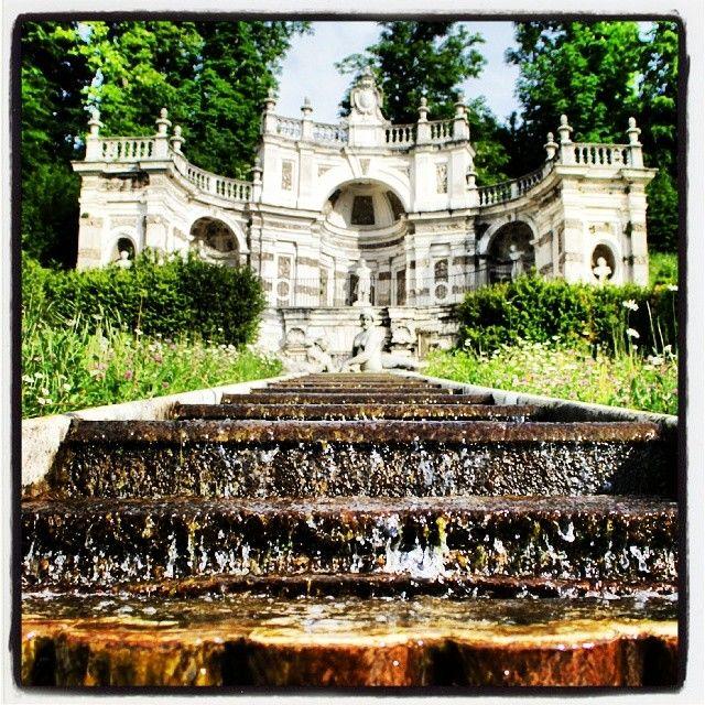 Torino. Villa della Regina