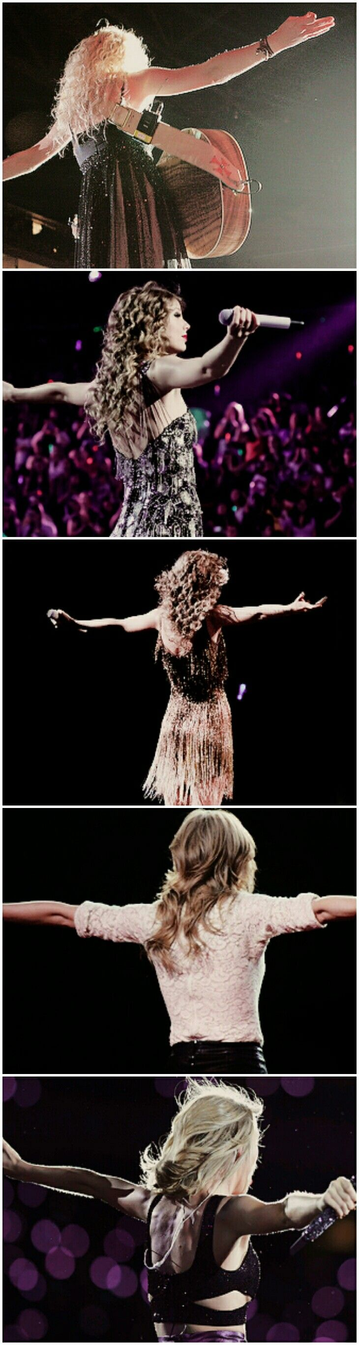 Don't you ever change, Taylor :)