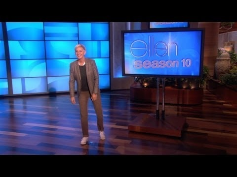 """Get caught up on reality tv with Ellen. She really knows how to make it fun. """"Oh, my eye!!!"""""""