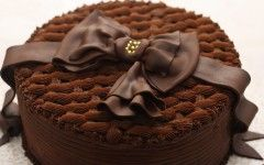 Chocolate Cake Free Wallpaper Download