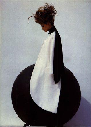 Yohji Yamamoto - November 1988                                                                                                                                                                                 More