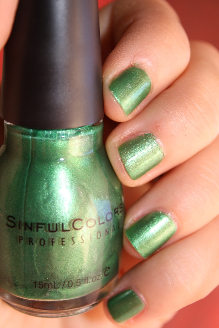 75 best Sinfulcolors images on Pinterest   Color nails, Nail polish ...