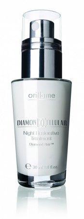 Noční péče pro omlazení pleti Diamond Cellular Oriflame