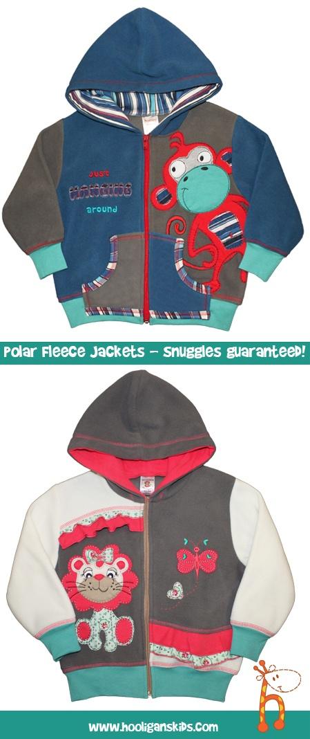 Winter just got snugger! Hooligans Kids Clothing #fairtrade #childrensclothing