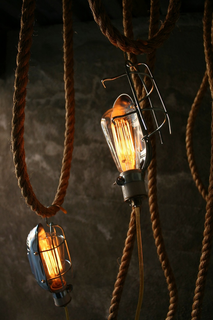 industrial cage light lamp lamps cool gifts for men lamp