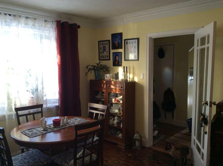 Living room/dining room redo