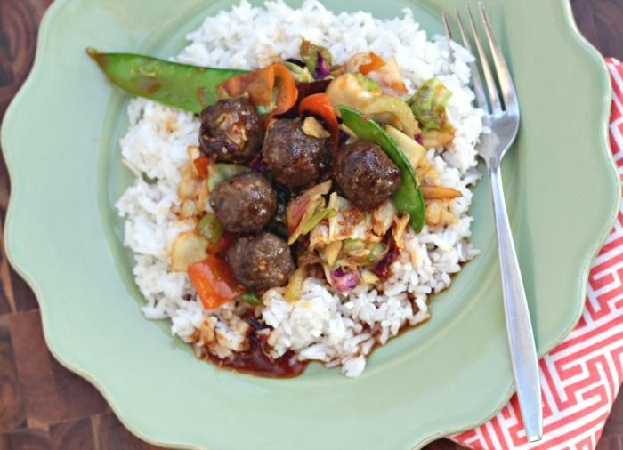 79 best recipes with kikkoman goods kikkomansabor - Albondigas con verduras ...