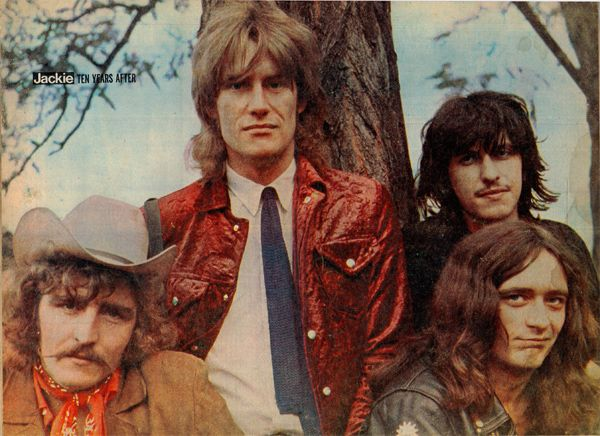 Live At The Fillmore East February 1970 Ten Years After Is One Of Those Bands That Somehow Slipped Through The Cracks Over The Year Music Artists Ten Alvin Lee