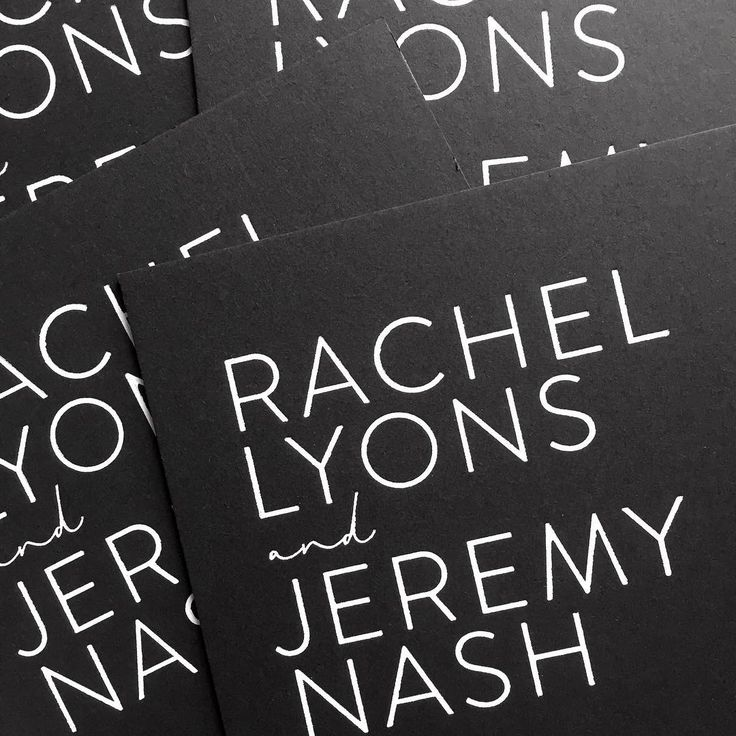 white foil on lucious 600gsm black card 😍😍 (@bettertogetherpaper)