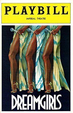 "Jennifer Holliday ""DREAMGIRLS"" Loretta Devine / Cleavant Derricks 1982 Playbill, 2016 Amazon Most Gifted Publicity Photo Cards  #Collectibles"