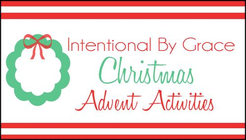DIY Advent Calendar for Broke People Who Line Dry Their Clothes with FREE ADVENT ACTIVITIES PRINTABLE!