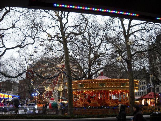 Weihnachten in London, Tipps, Öffnungszeiten, Weihnachtsmärkte
