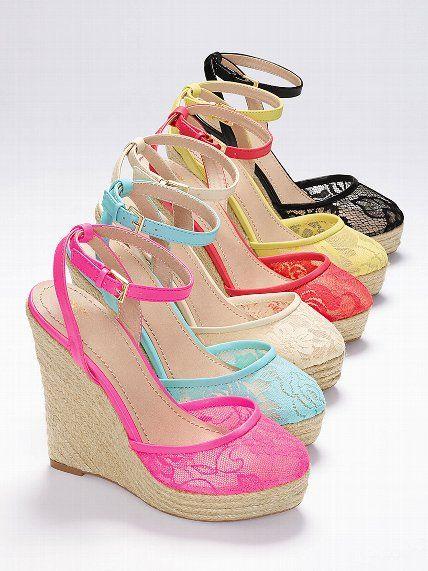 lacie wedge sandal