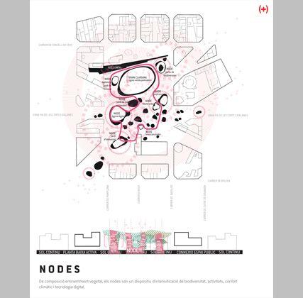 Agence Ter & Ana Coello, remodelación de la plaza de las Glorias - Arquitectura Viva · Revistas de Arquitectura