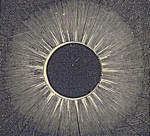 //Black Hole, Sun Moon, Stars, Art, Sacred Geometry, Astronomy, Solar Eclipse, The Moon, Solar Eclipes