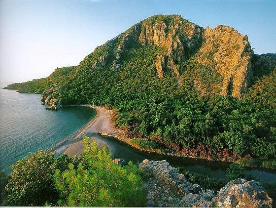 Olympos , Türkiye