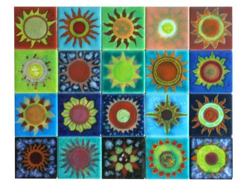 Sunburtsts II