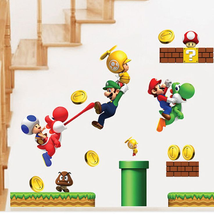 25 Best Ideas About Super Mario Room On Pinterest Mario
