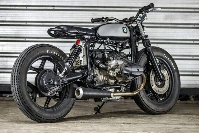 Cafe Racer Pasión — BMW Brat Style - K Speed | www.caferacerpasion.com