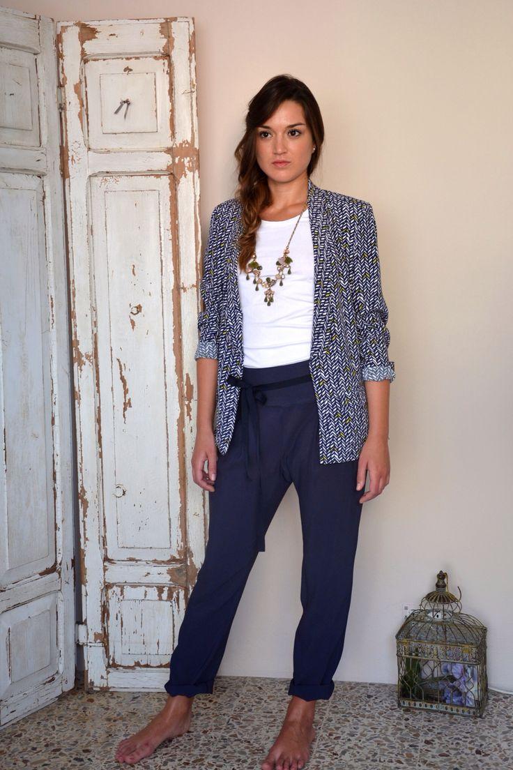 Adeline - Primavera/Estate 15 Pantalone Marion - Giacca Rosalie