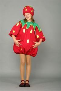 Новогодние костюмы фруктов ежевики