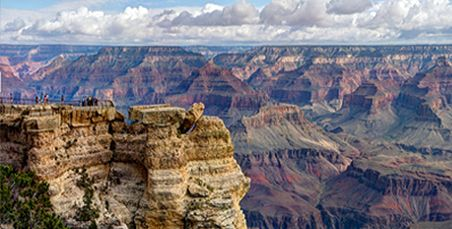 Number 3 ~ See sunset at the Grand Canyon