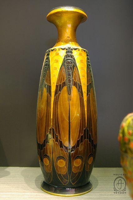 Good Art Nouveau Vase
