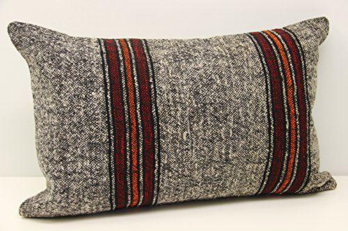 Turkish kilim pillow cover 16x24 inch (40x60 cm) Decorati... https://www.amazon.com/dp/B078BMMTHQ/ref=cm_sw_r_pi_dp_x_O5YfAbEH62MCN