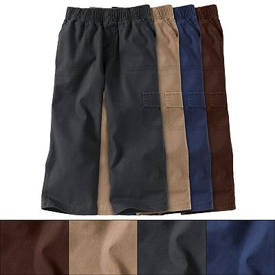 Jumping Beans Canvas Cargo Pants - Toddler. $5.99 on sale