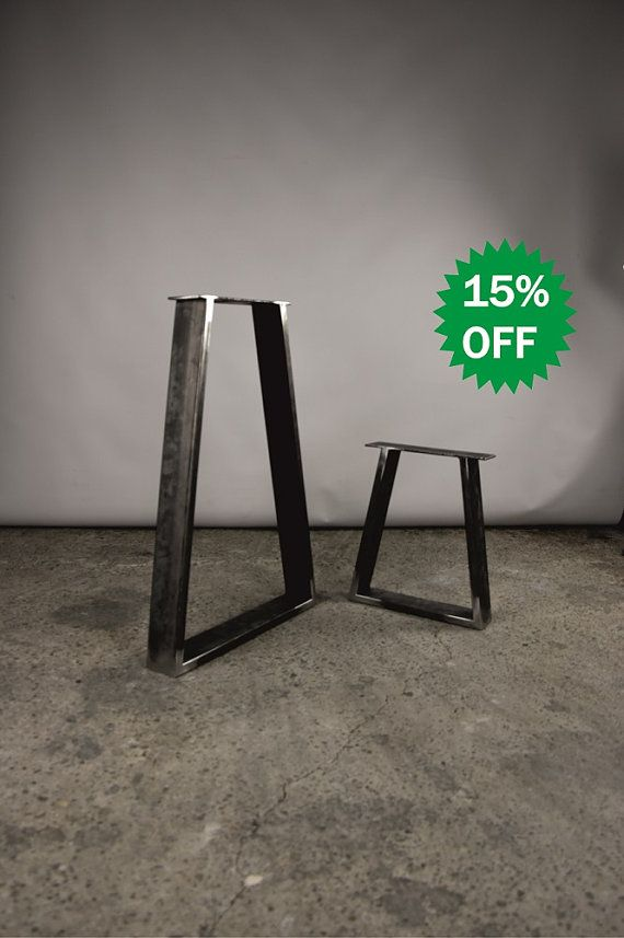 15OFF Vex 8020 Bench Legs Table SET2 Dining By MetaLovePL