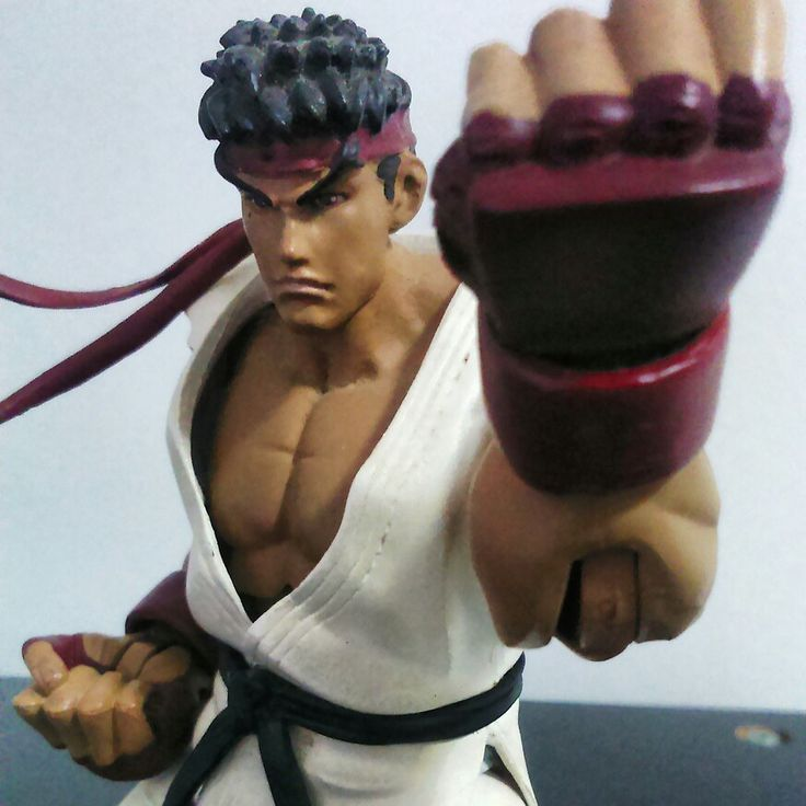 FIGHT!! Ryu - Street Fighter