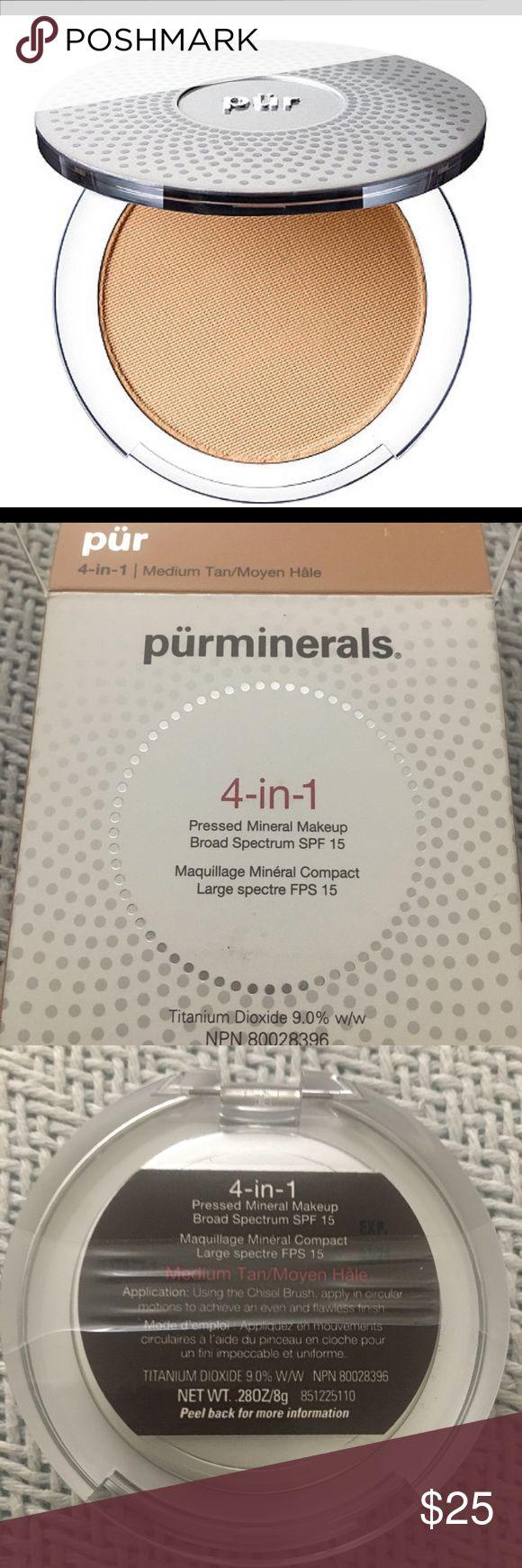 Brand New Pur Minerals Powder Foundation NWT Mineral