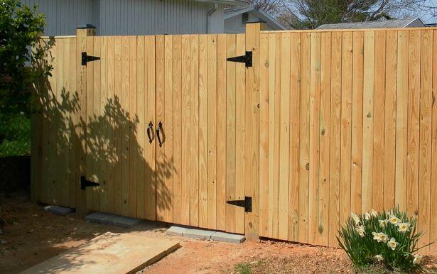37 best fence images on pinterest backyard backyards. Black Bedroom Furniture Sets. Home Design Ideas