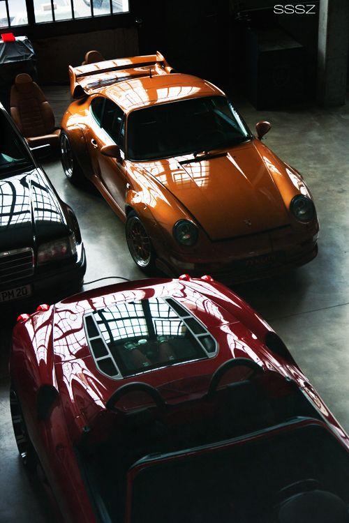 """sssz-photo: """"The Garage """""""