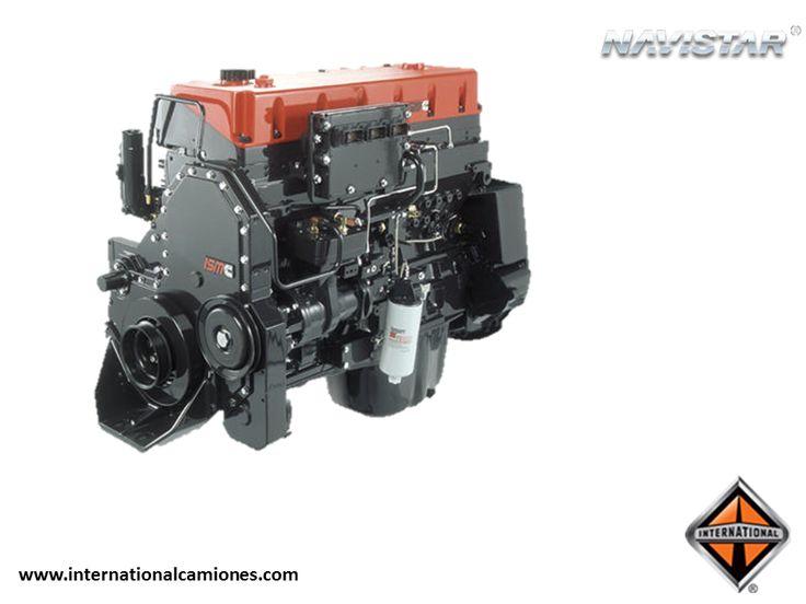 #Motor Nuestro modelo TranStar de International cuenta con un motor Cummins ISM de 320, 370 o 430 Caballos de fuerza, a elegir. Para mayor fiabilidad, bajos costos de operación y potente rendimiento, el motor Cummins ISM es una de las mejores opciones. www.internationalcamiones.com