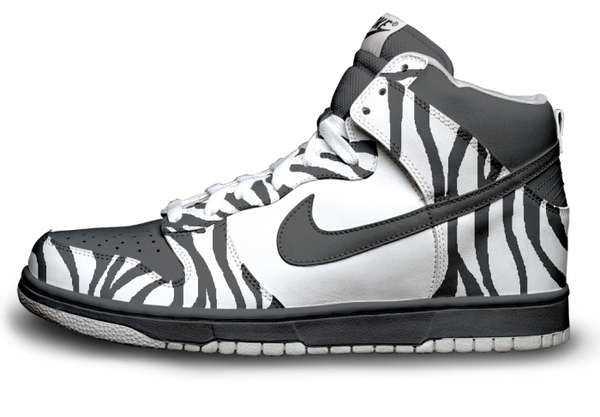 Tigger-Inspired High Tops. All Nike ShoesNike ...